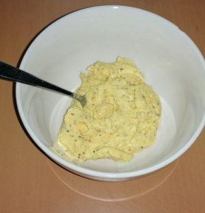 Honig-Senf Frischkäse-Dip